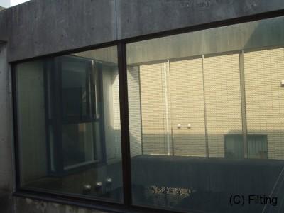 【アンバー35】施工完了 外側より撮影です